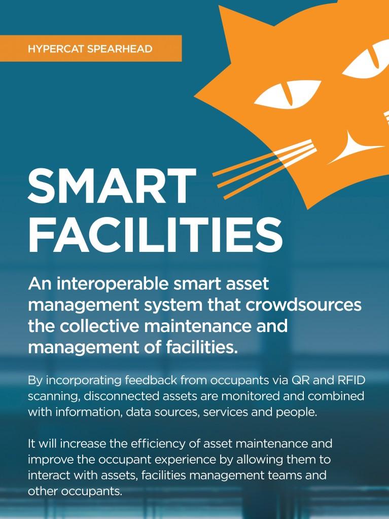 HyperCat Smart Facilities IoT Interoperability